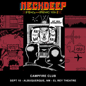 Sep 10 - Albuquerque, NM - El Rey Theatre