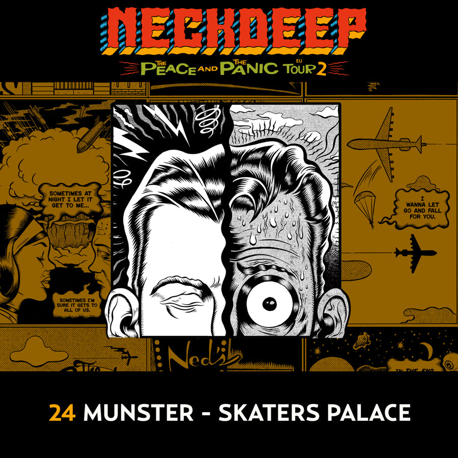 24 JAN - MUNSTER - SKATERS PALACE