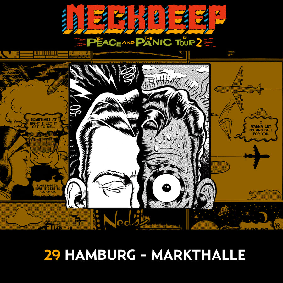 29 JAN - HAMBURG - MARKTHALLE