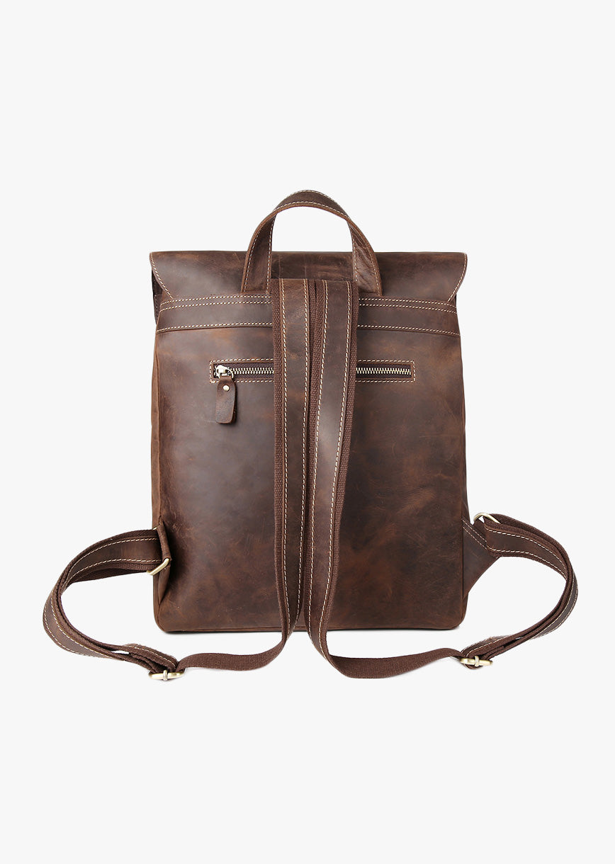 Penelope Leather Backpack