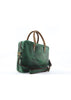 Emerald Leather Bag