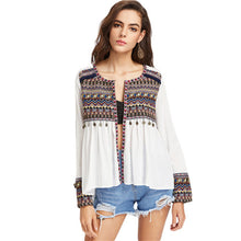High/Low Boho Blouse - iTrendZone