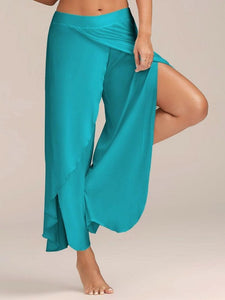 Wide Leg Pants - iTrendZone