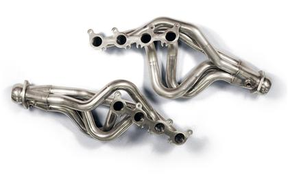 2005-2010 Ford Mustang GT 4.6L 3V Automatic - Kooks Headers coated by Jet-Hot