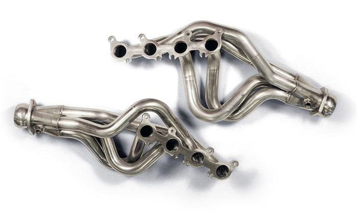 2015 + Ford F150 Coyote 5.0L 4V. Kooks headers coated by Jet-Hot