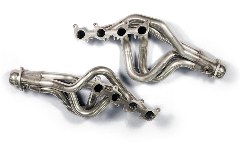 1997-2000 Chevrolet Corvette C5 LS1/LS6 5.7L. Kooks header coated by Jet Hot