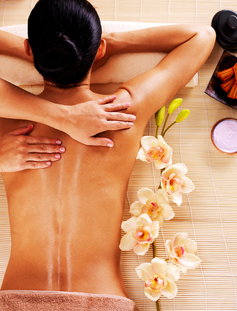 Signature Massage 50 Minute Package - FREE membership