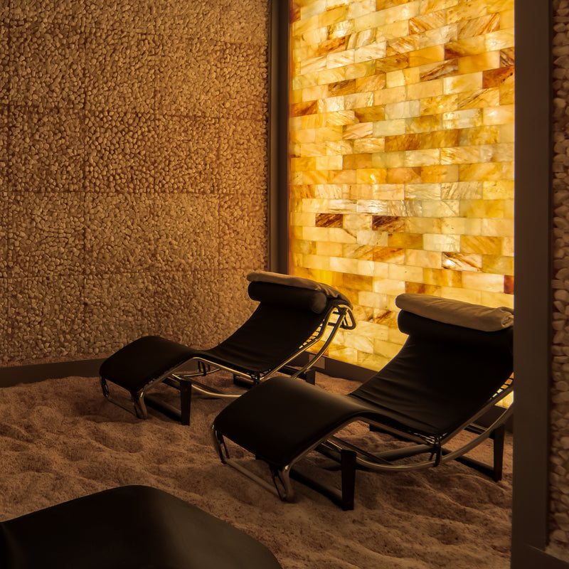 Salt Therapy Sessions - Salt Cave - Halotherapy