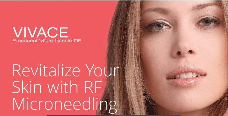 Vivace RF Microneedling Package of 3- FREE membership