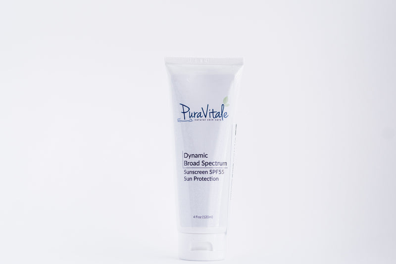 Pura Vitale Dynamic Broad Spectrum Sunscreen SPF 55