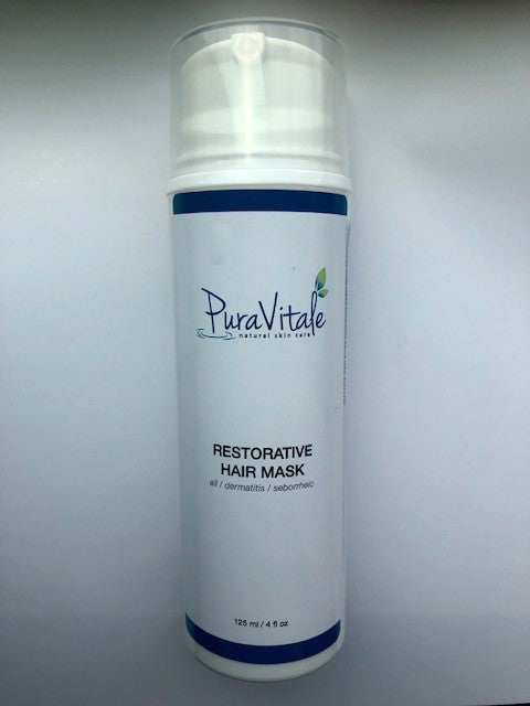 Pura Vitale Restorative Hair Mask