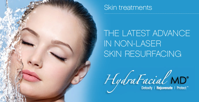 HydraFacial Buy 6 for 15% Off