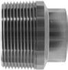 ".50"" BW X Male NPT Adapt-316L"