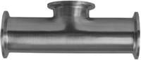 "3""Clamp Short Outlet Tee-304"
