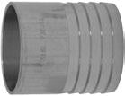 ".50"" Buttweld x Hose Adapter-316L"