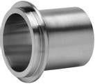 "4"" Male I-Line Ferrule(Long)-316L"