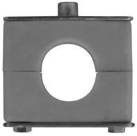 "2"" SP Block Hnger w/hang plt.-G6"