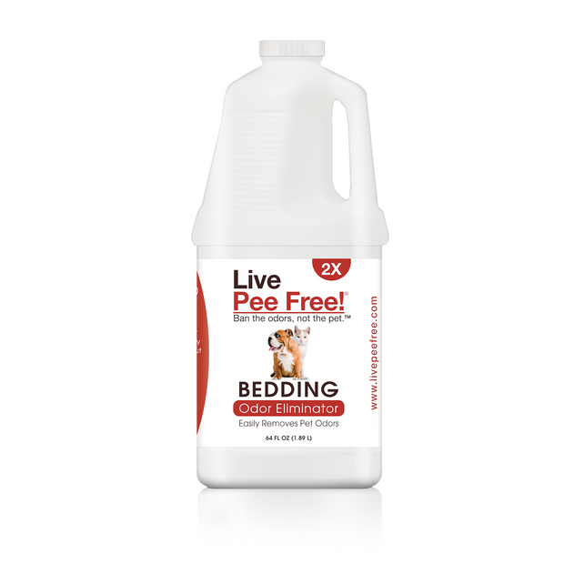 Live Odor Free!®  Pet Bedding 2X