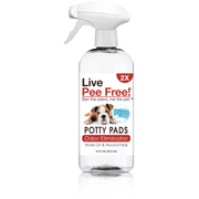 Live Pee Free!®Potty Pads Urine Odor Eliminator 2X