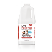 Live Odor Free!® Potty Pads 2X