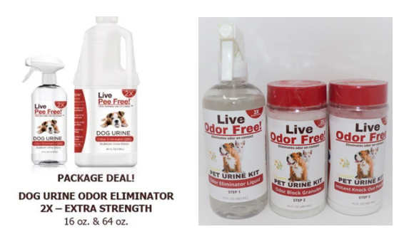 Extreme Dog Deal - Just Click ADD TO CART - Includes Both Product Sets - One Great Price