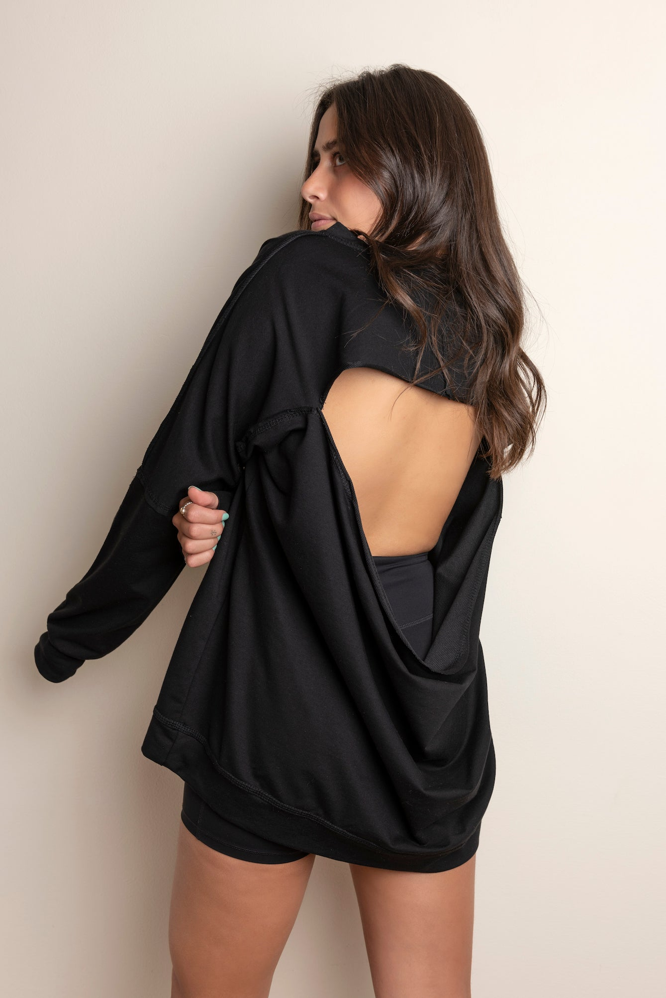 Low Back Sweatshirt