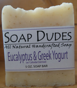 Eucalyptus & Greek Yogurt