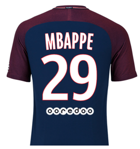 Mbappé  29 PSG Jersey Home Away - From S to XL b67e6d6c3