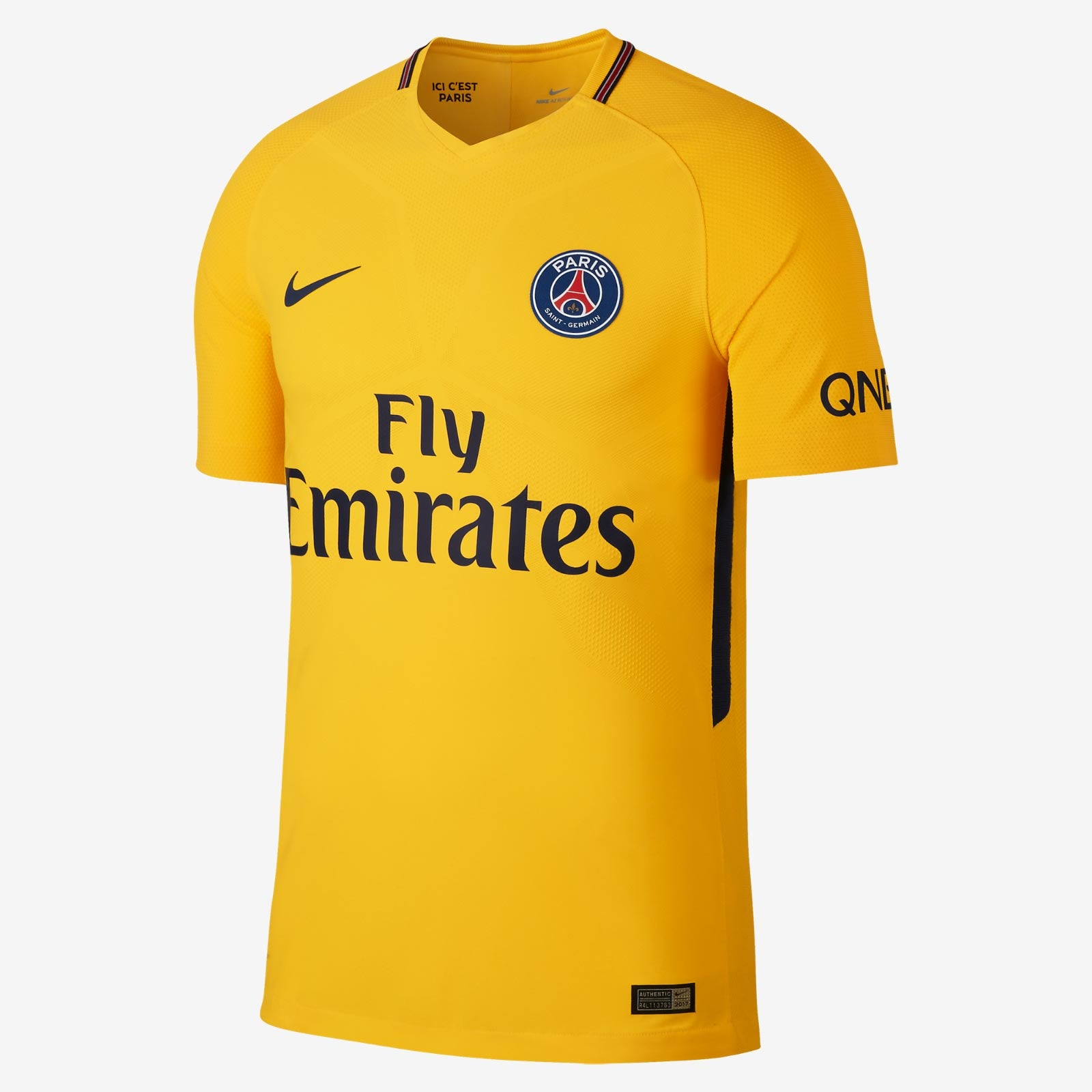 reputable site 7c79a d3222 Neymar Jr #10 PSG Jersey Home/Away - From S to XL