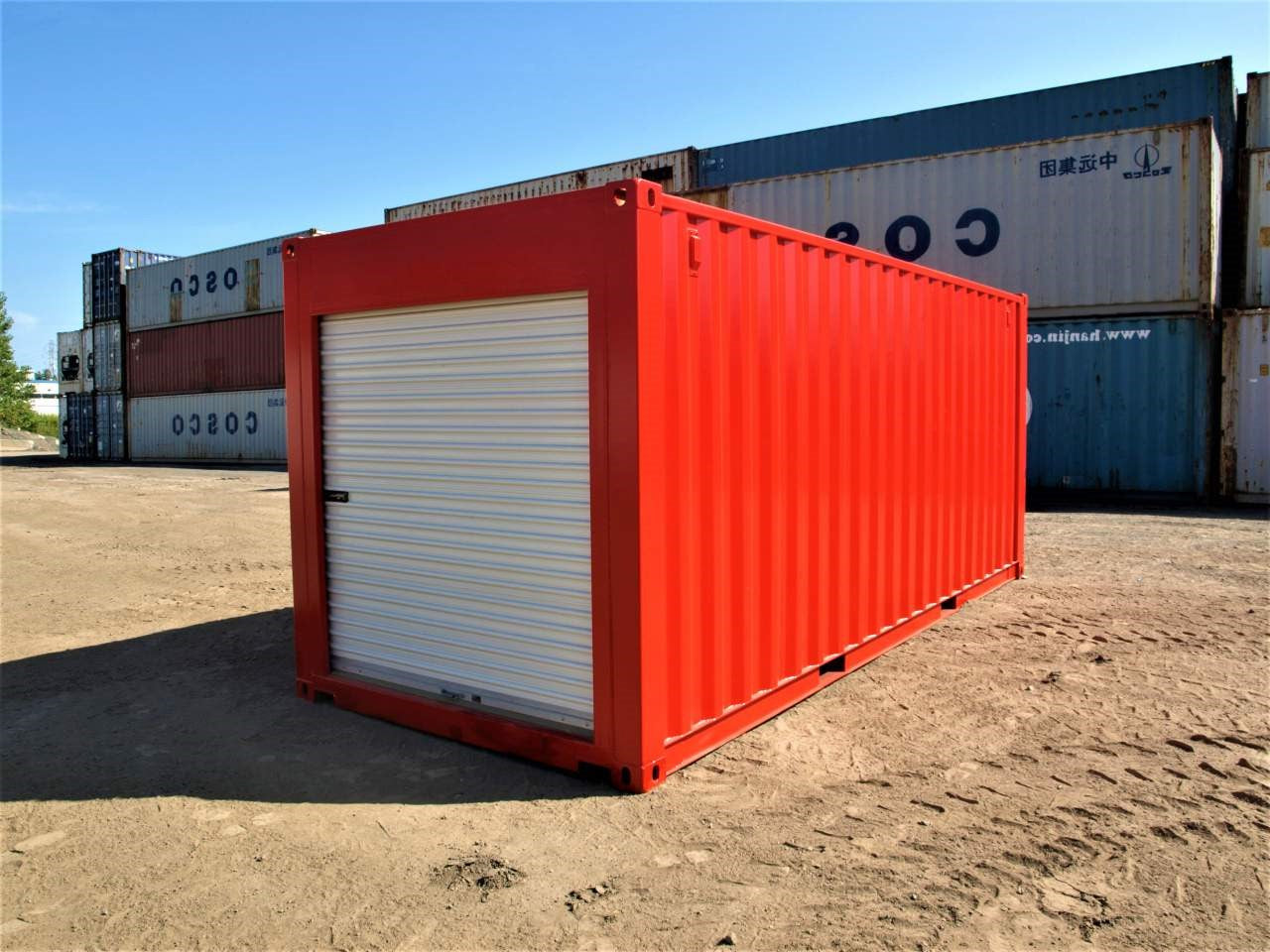 Modified Containers