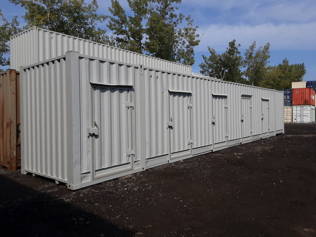 53' Modified Shipping Container