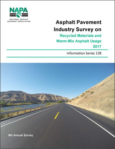 Survey Results: Warm-Mix Asphalt Use Grows; Recycled Materials Hold Steady
