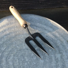 Ash Handle Forged Handforks