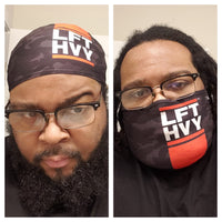 LFTHVY™ Headbands and Neck Gaiters