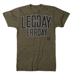 LEGDAY ERRDAY by  LFTHVY™ FOCUS GREEN colorway