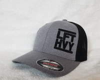 LFTHVY™ FLEXFIT CAPS (ALL VARIATIONS)