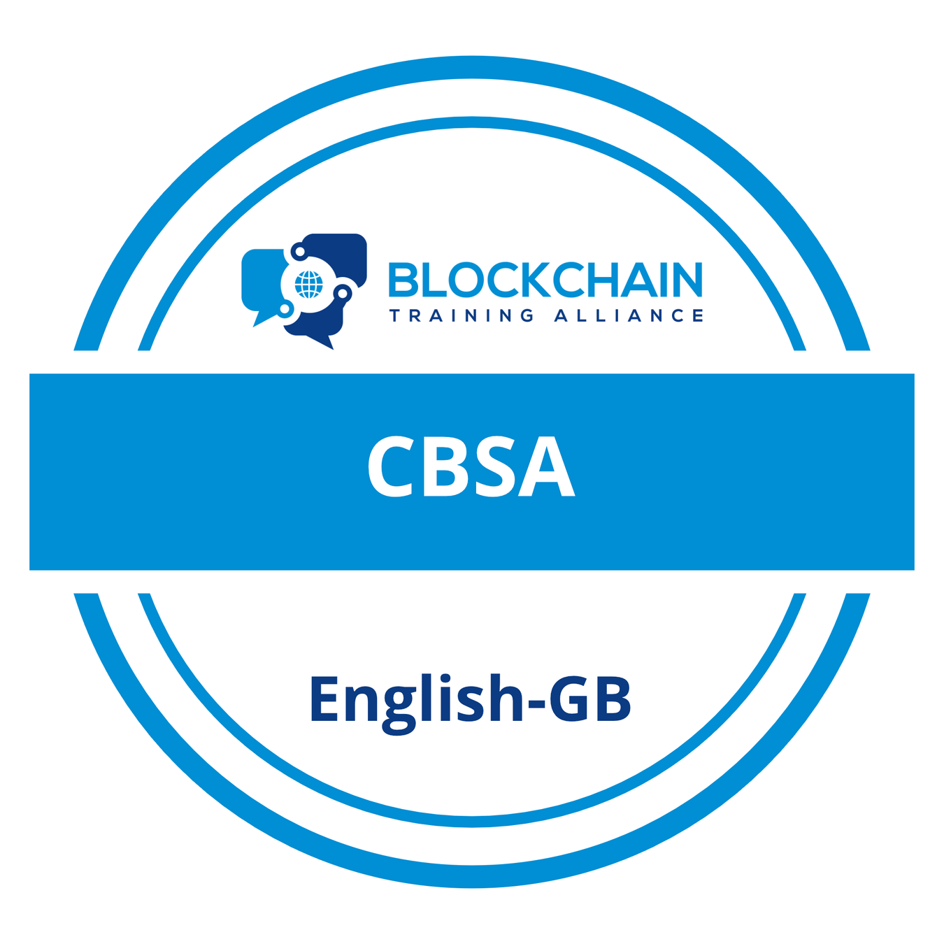 Certified Blockchain Solution Architect (CBSA) Collection (en-gb)