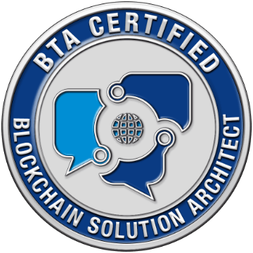 Blockchain Training Alliance (BTA) Coin: Certified Blockchain Solution Architect (CBSA)