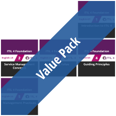 ITIL 4 Foundation: Course Value Pack [Graphic]