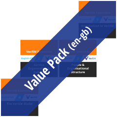 VeriSM Essentials: Course Value Pack (en-gb) [Graphic]