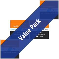 VeriSM Essentials: Course Value Pack [Graphic]