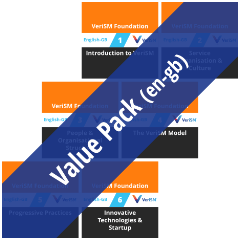 VeriSM Foundation: Course Value Pack (en-gb) [Graphic]