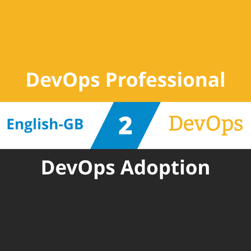 DevOps Professional Course - 2 of 6: DevOps Adoption (en-gb) [Cover]