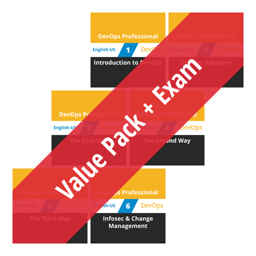 DevOps Professional: Course Value Pack + Exam [Cover]