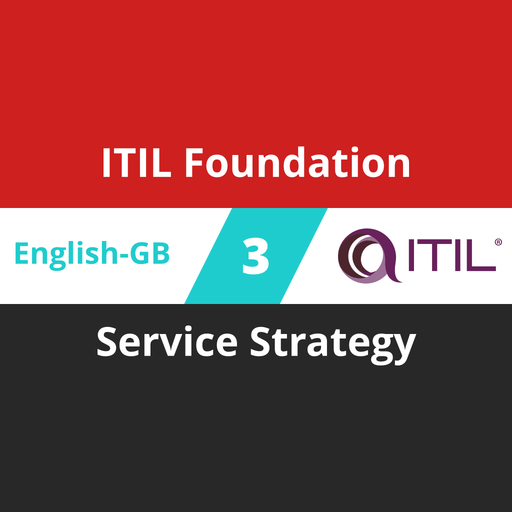 ITIL Foundation Course - 3 of 8: Service Strategy (en-gb) [Cover]