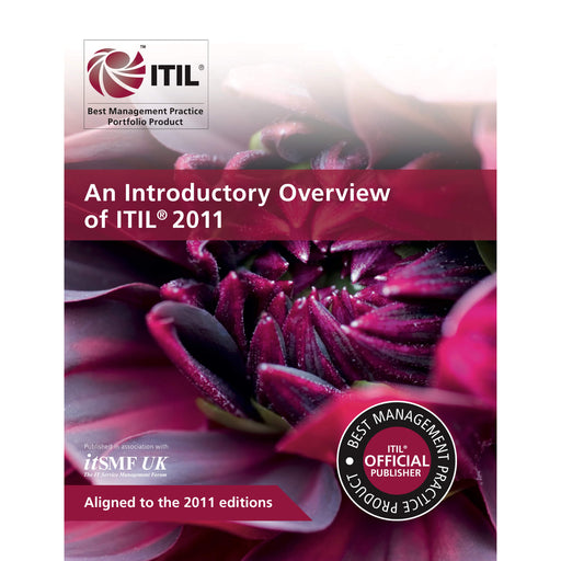 TSO eBook: An Introductory Overview of ITIL 2011 (PDF) [Cover]