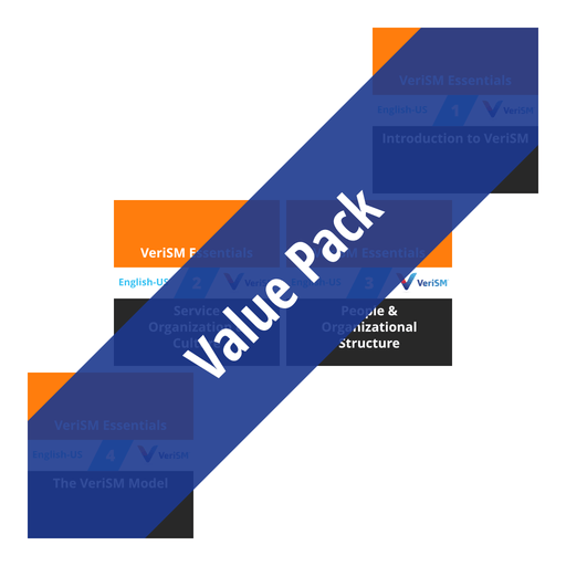 VeriSM Essentials: Course Value Pack [Cover]