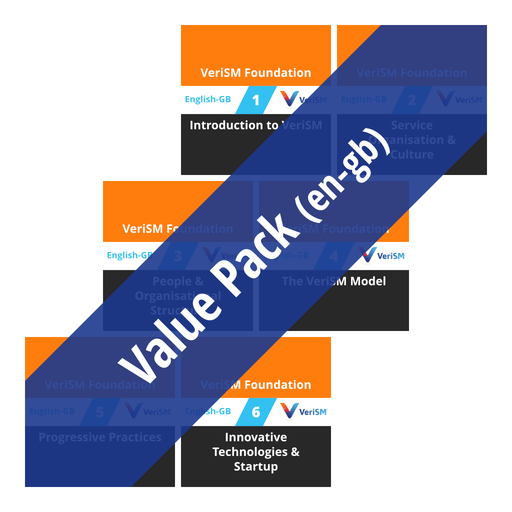 VeriSM Foundation: Course Value Pack (en-gb) [Cover]