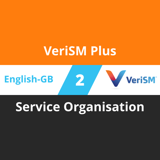 VeriSM Plus Course - 2 of 6: Service Organisation (en-gb) [Cover]