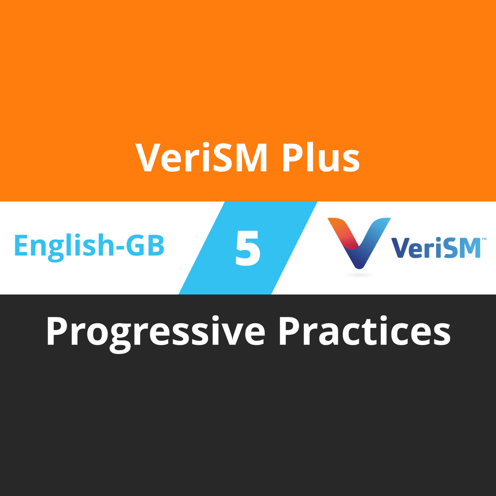 VeriSM Plus Course - 5 of 6: Progressive Practices (en-gb) [Cover]